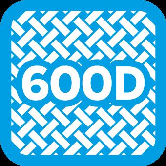 600D Polyestergewebe